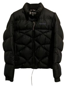 Marmot Goose Down Puffy Quilted Coat