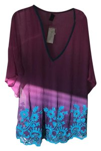 Beach Bunny I want you to want me tunic