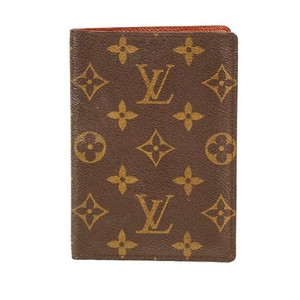 Louis Vuitton Monogram Passport Holder