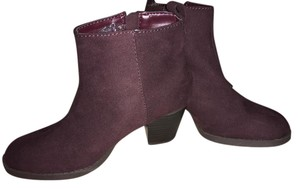 Old Navy Plum Boots