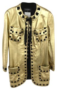 Chanel Iconic Collectors Gold Jacket