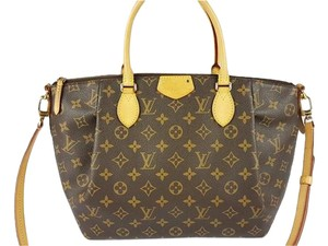 Louis Vuitton Monogram Turenne Tote in Brown