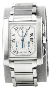 Cartier * Cartier Chronoflex Ref 2303 Watch