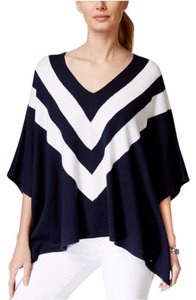 Tommy Hilfiger Striped Cape
