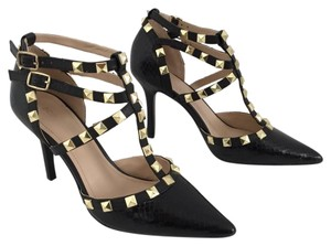 BCBGeneration black, gold Pumps