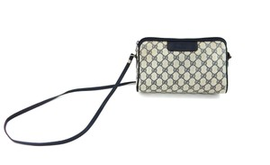 Gucci Gg Vintage Crossbody Shoulder Bag