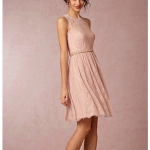BHLDN Bhldn Celia Rose Quartz - Sz 4 Dress