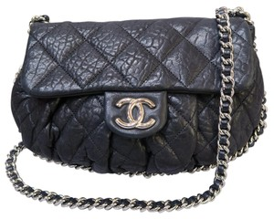 Chanel Medium Calfskin Shoulder Bag