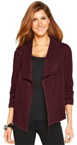 ALFANI Burgundy Jacket