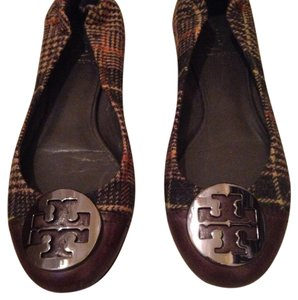Tory Burch plaid Boots