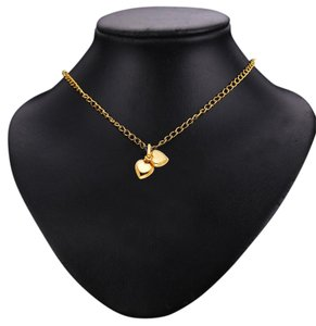 Top Gold & Diamond Jewelry 14K Yellow Heart Pendant