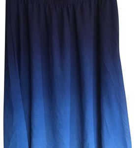 Old Navy Maxi Skirt blue