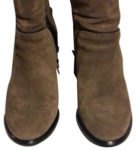 Rag & Bone taupe Boots