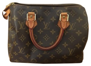 Louis Vuitton Satchel in Brown - Monogram Canvas