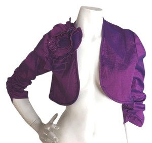 Dries van Noten Purple Jacket