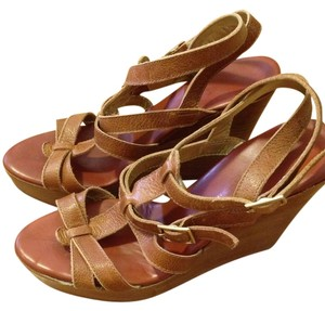 Matt Bernson Tan Wedges