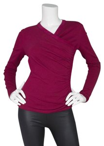 ALAÏA Alaia Ruched Long Sleeves Knit Sweater