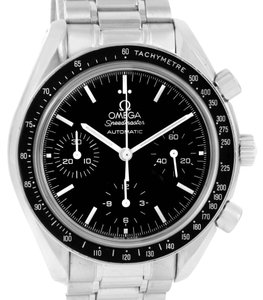 Omega Omega Speedmaster Reduced Automatic Mens Watch 3539.50.00 Box Papers