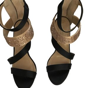 BCBGMAXAZRIA black/ /gold dust Formal