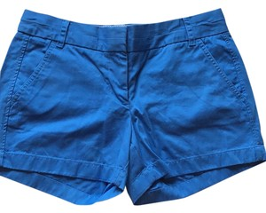 J.Crew Dress Shorts blue
