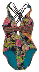 Trina Turk NWT Trina Turk Multicolored One Piece Bathing Suit Size 6