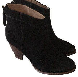 Splendid Western Ankle Ankle black Boots