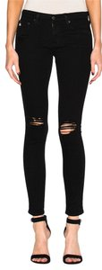 AG Adriano Goldschmied Skinny Legging Distressed Skinny Jeans-Distressed