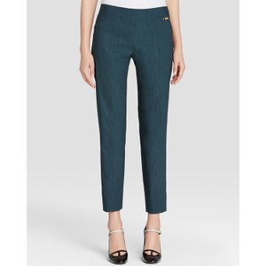 Tory Burch Skinny Pants Forest Green