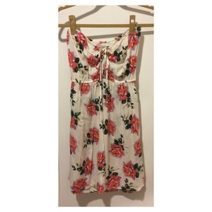 Daughters of the Revolution short dress Floral Print on Tradesy