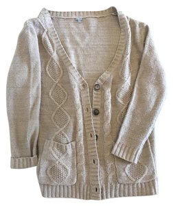 Charlotte Russe Knitted Long Buttons Cardigan