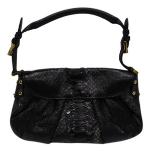 LAI Small Python Python Shoulder Bag