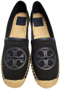 Tory Burch black/bright navy Flats
