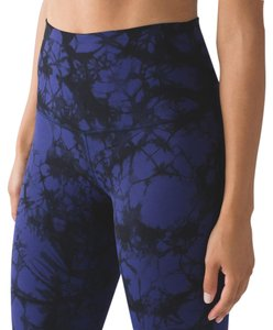 Lululemon NEW!!! WUNDER UNDER PANTS HR ** SHIBORI