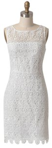 BB Dakota short dress Ivory Summer Lace White Vintage on Tradesy
