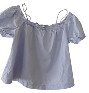 50058dcb0bb3e8 Blue H M Blouses - Up to 70% off a Tradesy