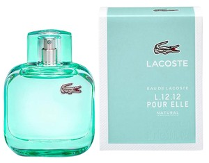 Lacoste Lacoste Eau de Lacoste L.12.12 by LACOSTE EDT Spray 3 oz(90ml) Women