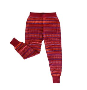 J.Crew multicolor red combo Leggings