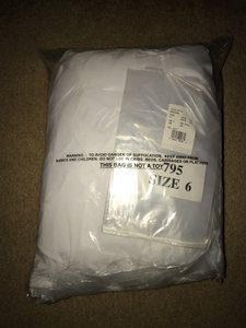 Brand New David's Bridal Full Slip For Ball Gowns/wedding Dresses