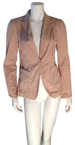 CoSTUME NATIONAL Jacket Size 40 Jacket Size 40 Taupe Blazer