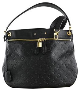 Louis Vuitton Spontini Empreinte Rare Monogram Lv Shoulder Bag
