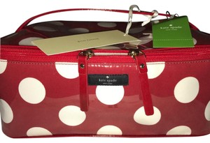 Kate Spade Patchin Place Pillbox Red Dot Large Colin