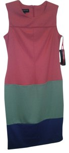 Jones New York Color Block Dress