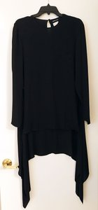 Giorgio Armani Silk Top black