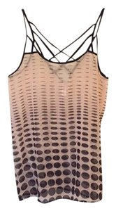 zrucci Top Black, Nude & pink sparkle.