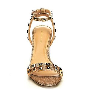 BCBGeneration Bcbg Heels Gold Sandals