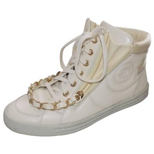 Chanel winter white Athletic