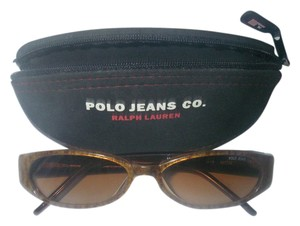 Ralph Lauren Polo Jeans Co. Ralph Lauren Scooters OF14 Sunglasses & Case