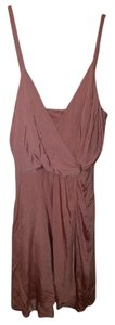 Forever 21 short dress Pink High Low Drapey Wedding on Tradesy
