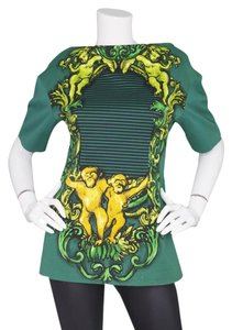 Prada Cotton Monkey Cupid Tunic