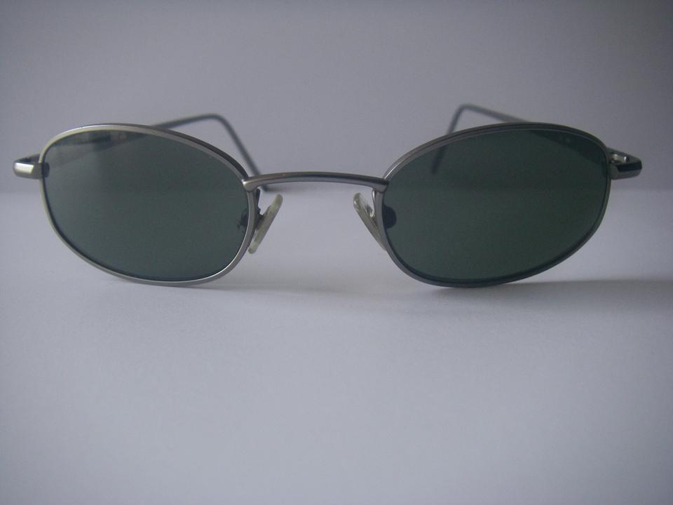 f2306de302b DKNY Silver Donna Karan Wire Frame Tea Shade Small Face Or Youth Child  Sunglasses - Tradesy